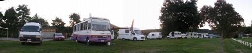 The club vans